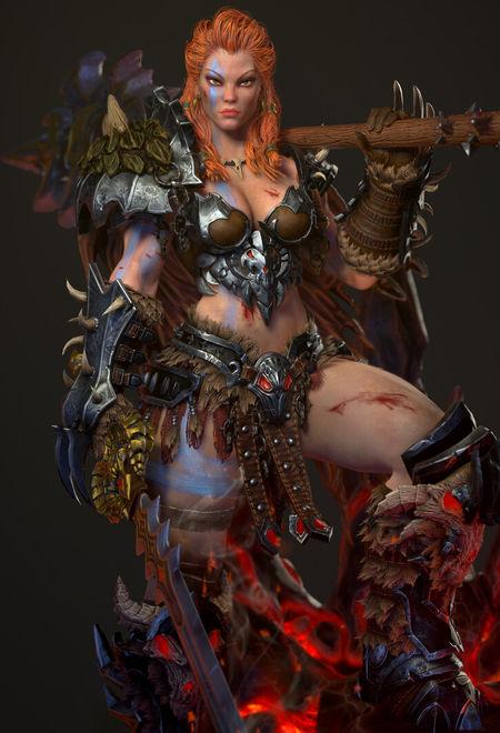 Cristianohilsendeg barbarian female dia cbbb5117 qsi0