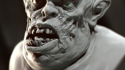 Fat Zombie sculpt