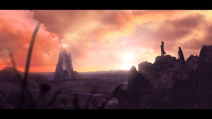 The NeverEnding Story: The Renewal, Super Short Film (2005)