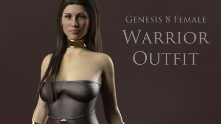 G8F Warrior Outfit