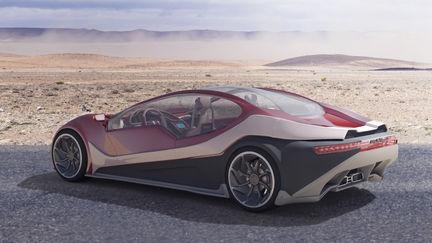 RD- C Sport Sedan Concept