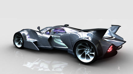 Spider Concept car