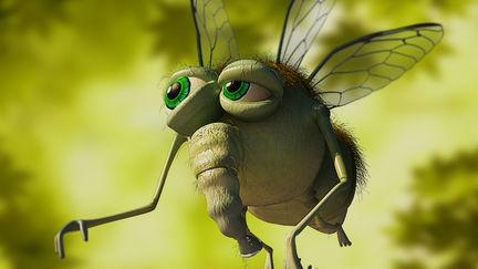 Flying Bug!