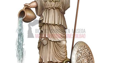 Athenea - Ancient Greek Mythology