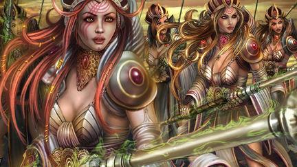 Priestesses of the Third Circle