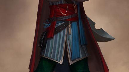 Grand Alastor Sinjin
