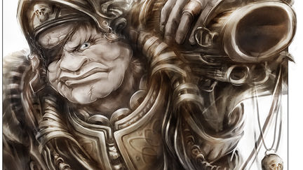 warrior (character concept)