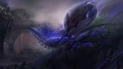 Octopusoa/ Alien-Architecture