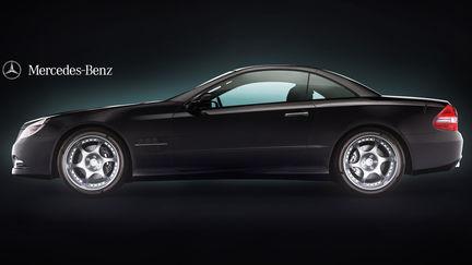 Mercedes-Benz SL 2009