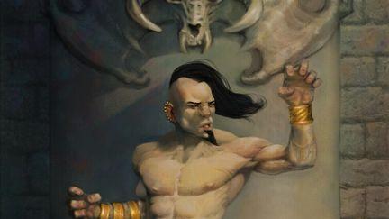 Khitani monk/sorcerer