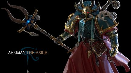 Ahriman The Exile