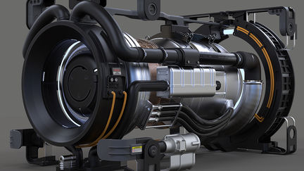 PowerPlant Component Concept - Star Citizen