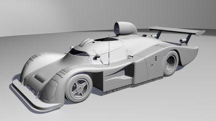 Alpine Renault A442B_wip