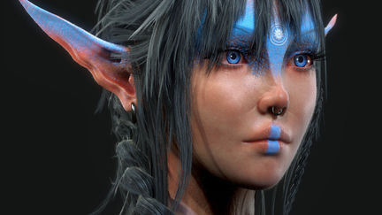 Elf - Real Time Character