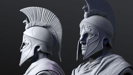 Assassin's Creed Odyssey fan art