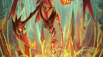 Demon Princess Adamanta