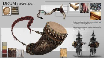 Nomad   Drum