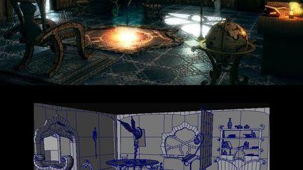 House of sorcerer