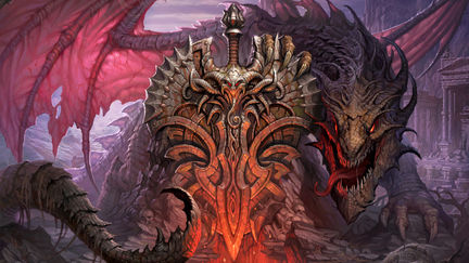 dragon eternitynity