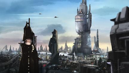 Human Cityscape