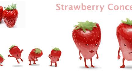 Strawberry Stab Wound