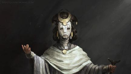 Priest (Heroes)