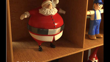 Noel toy