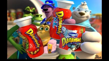 Danimals Commercial