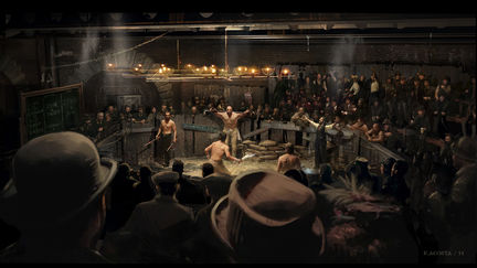 Assassin's Creed Syndicate Fight Pit
