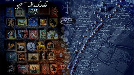 The Pleasures of Bankside 1587