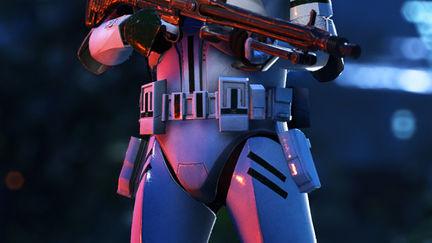 Star Wars Battlefront 2 - Clone Trooper Specialist Class