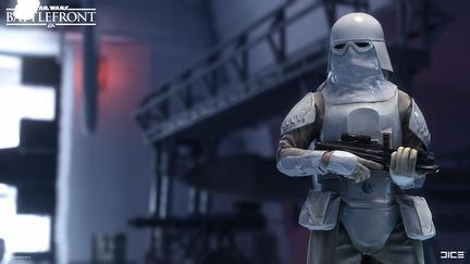 Star Wars Battlefront - Snowtrooper