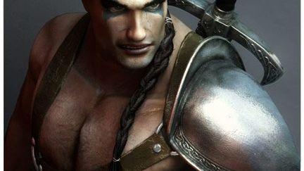 Savage Warrior, Blasphemy3_d (3D)