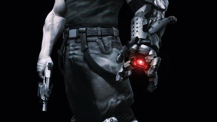 Bionic Commando Box Art
