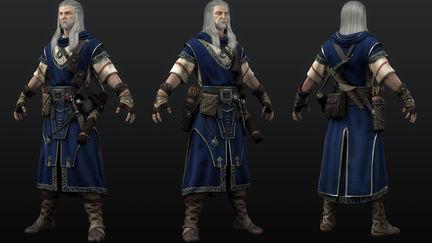 Ezren-The Wizard