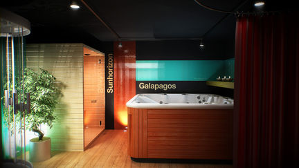 Jacuzzi Showroom Project
