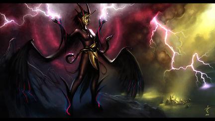 thunder divinity
