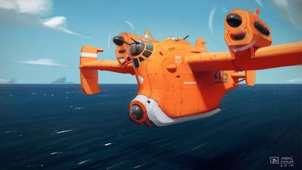 Orange Bomber