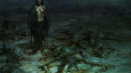 a stroll in the dark (nudity)