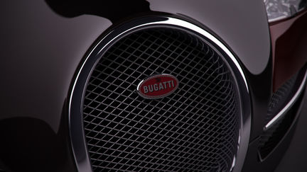 Bugatti Veyron Branding