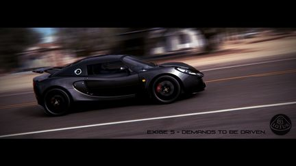 Lotus Exige S : Demands to be Driven.