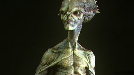 Alien for Siggraph