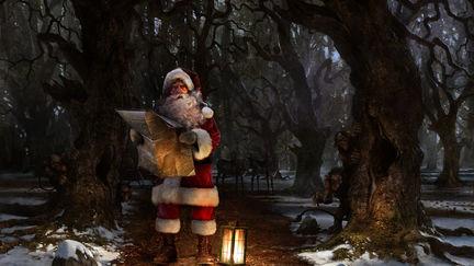 Lost Santa