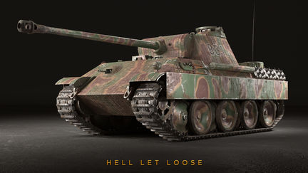 Panther Ausf. G - Hell Let Loose