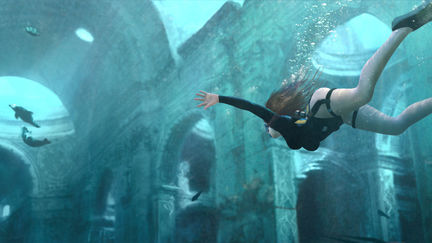 Lara Croft - Lost City of Atlantis