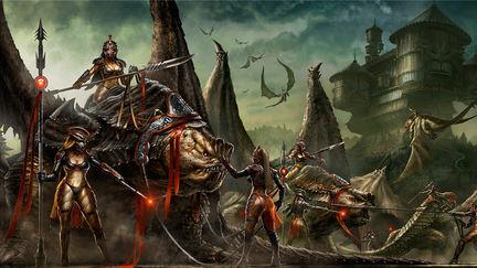 Rancor Dragons