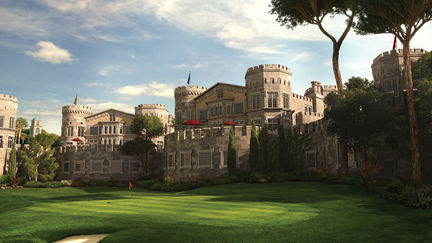 Architecture: Belek Golf Club (Turkey)