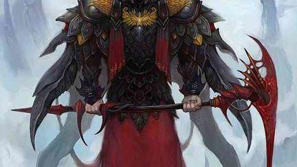 Deity-king (black)