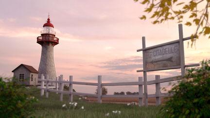 Lighting challenge: Lighthouse
