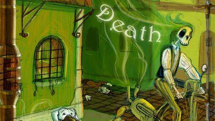 The Death tarot